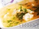 Рецепта Патешка супа с овесени ядки